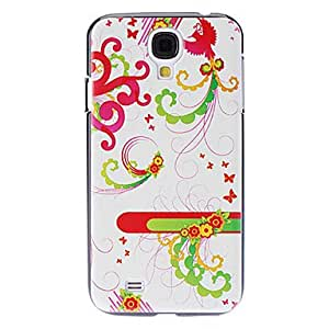JOE Colorful Phoenix Pattern PC Hard Back Case For Samsung Galaxy S4 I9500