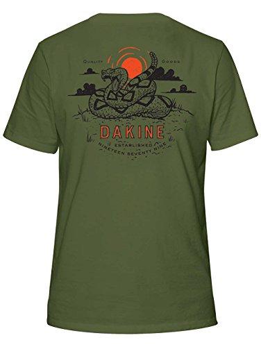 Herren T-Shirt Dakine Snake T-Shirt