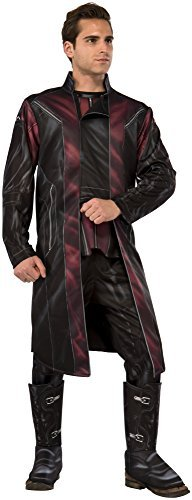[Adult Deluxe Hawkeye Avengers 2 Costume by The Avengers] (Hawkeye Avengers Deluxe Adult Costumes)