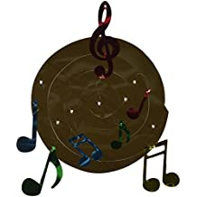Beistle 50960 3-Pack Musical Note Whirls, 30-Inch