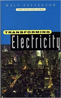 Book Transforming Electricity : The Coming Generation of Change