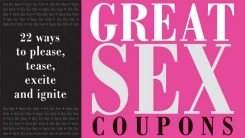 Great Sex Coupons ()