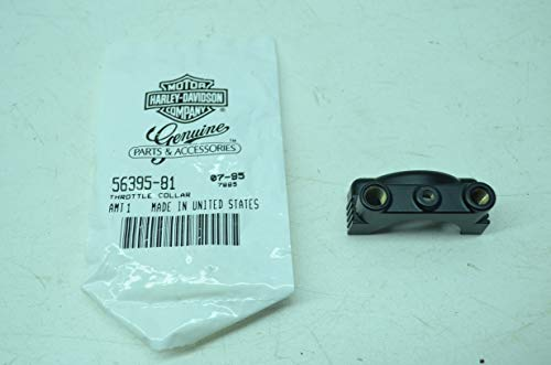 - Harley Davidson 56395-81 Throttle Collar Dual Cable