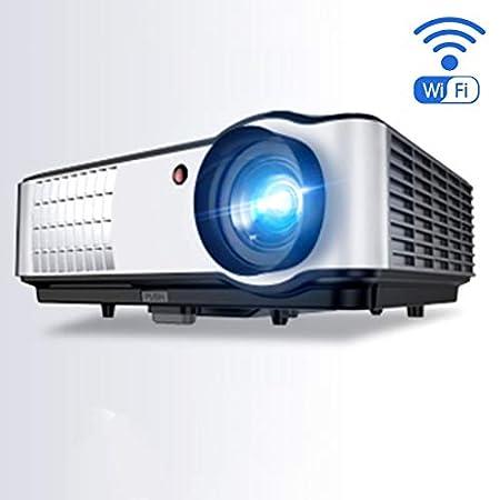 Proyector de Cine en casa Smart WiFi LED Proyección Efectos 3D ...