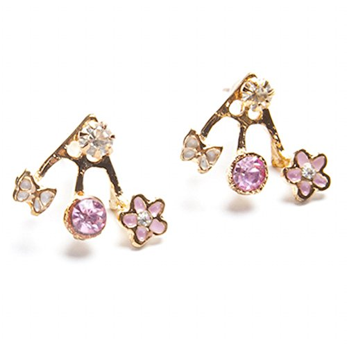 Korean Style Earrings - 9