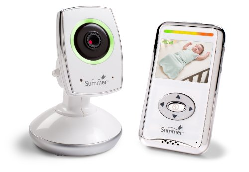 Summer Infant Products Baby Zoom Wi-Fi Video Monitor and ...