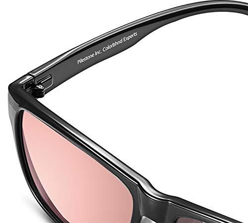 Pilestone Indoor Color Blind Glasses TP-021