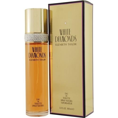 - Elizabeth Taylor White Diamonds, 3.3 Fluid Ounce