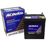 ACDelco [ エーシーデルコ ] 国産車バッテリー [ Maintenance Free Battery ] SMF40B19L