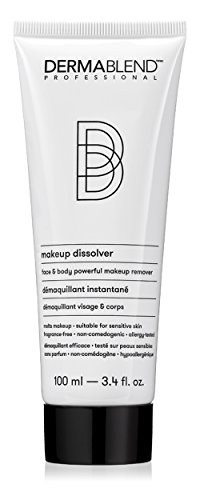 Dermablend Makeup Remover Dissolver for Face and Body, 3.4 Fl. Oz. ()