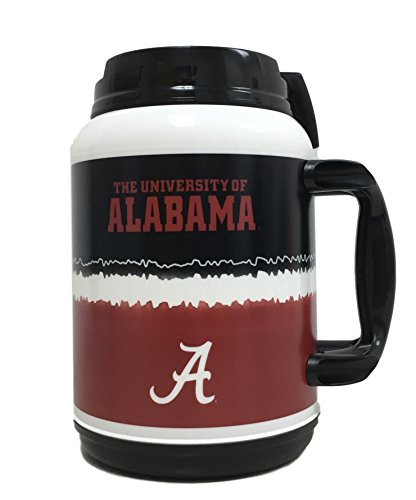 insulated 64 oz travel mug - 9