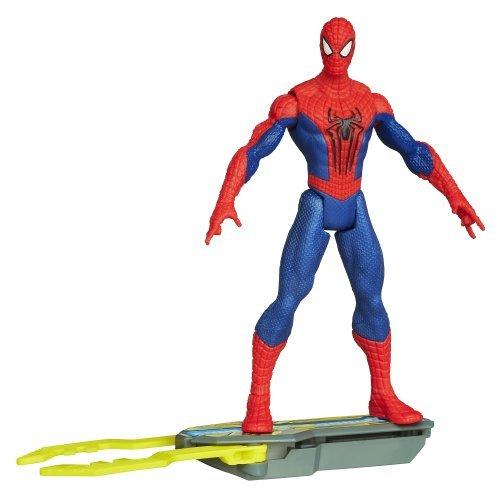 Blitz Board Spider-Man The Amazing Spider-Man 2 Spider Strike Action Figure by Spider-Man