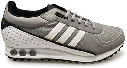 adidas la trainer mens grey