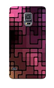 Galaxy S5 Perfect Case For Galaxy - VTEpWWO673UECKi Case Cover Skin For Christmas Day's Gift