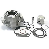Cilinder reserveonderdeel voor/compatibel met Kawasaki KX 65 tuningcilinder 80ccm