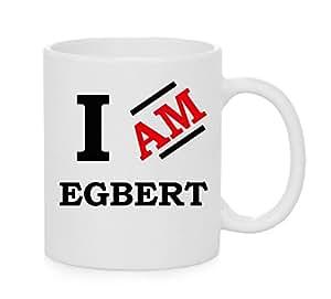 Soy taza oficial de Egbert