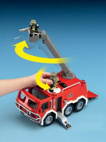 Imaginext Firestation /& Fire Engine Fisher-Price N0764