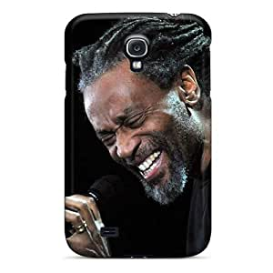 KerryParsons Samsung Galaxy S4 Bumper Hard Phone Case Support Personal Customs Colorful Michael Stipe Series [uQl3348bxzQ]