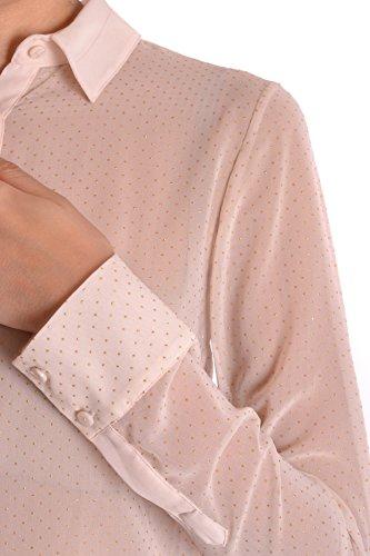 Liu Jo Mujer MCBI191181O Rosa Poliéster Camisa