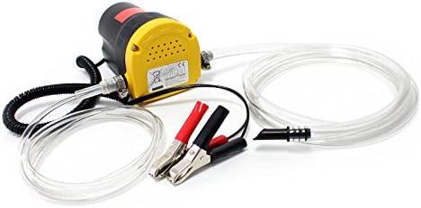 Bomba de succión 12V Diesel Aceite Cambio Aceite Gasóleo calefacción extraer Transferencia