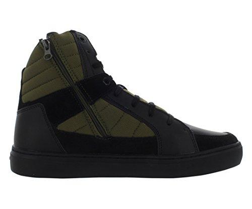 Creatieve Recreatie Heren Varici Sneaker Zwart Militair