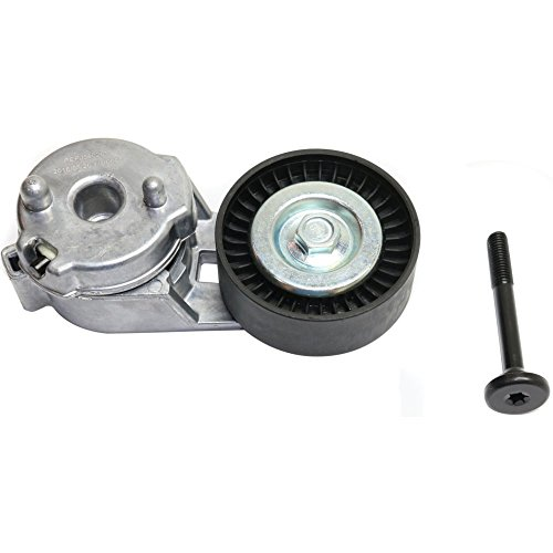 Accessory Belt Tensioner Serpentine Type compatible with Grand Cherokee 99-04 Wrangler (TJ) 00-06 6 Cyl 4.0L
