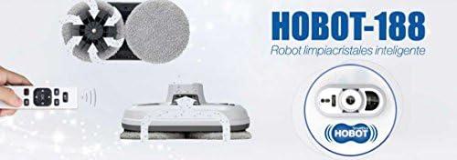 Hobot 188 Robot laveur de vitre intelligent - Home Robots