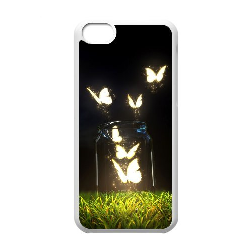 SYYCH Phone case Of Good Night Cover Case For Iphone 5C
