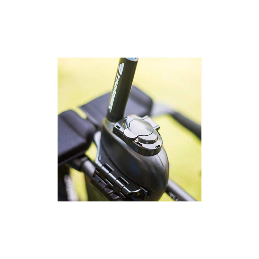TorHans Aero30 Aerodynamic Hydration Bottle Spill/Splash Proof Cap
