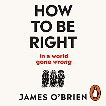 How to Be Right:    in a world gone wrong (Audio Download): Amazon