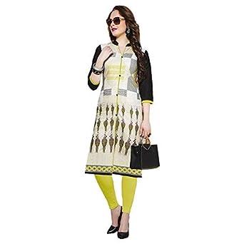 7dd7178ccd Littledesire Women Cotton Kurta: Amazon.in: Clothing & Accessories