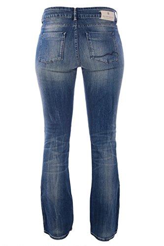 Maison Scotch Amsterdams Blauw Boot Cut Jeans Jolie, Color Blue, Size: 29/34