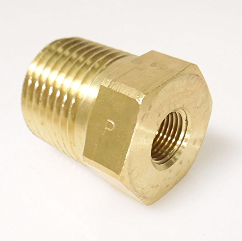 Fittings Male 320 CGA to 1-8 NPT Female Brass - Air