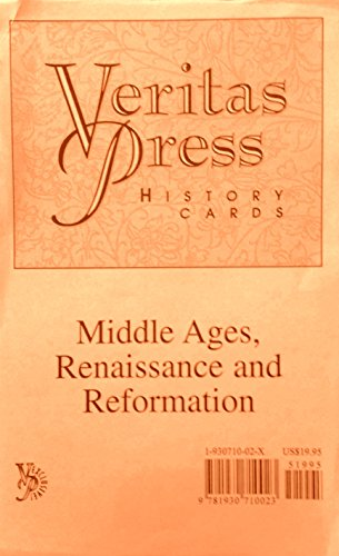 Middle Ages, Renaissance & Reformation FlashCards