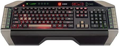 Mad Catz Cyborg V.7 - Teclado Gaming