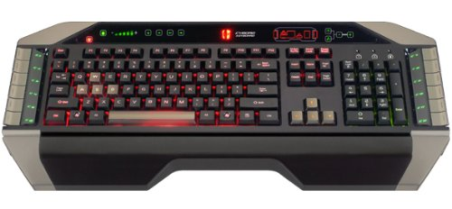 - Mad Catz V.7 Keyboard for PC