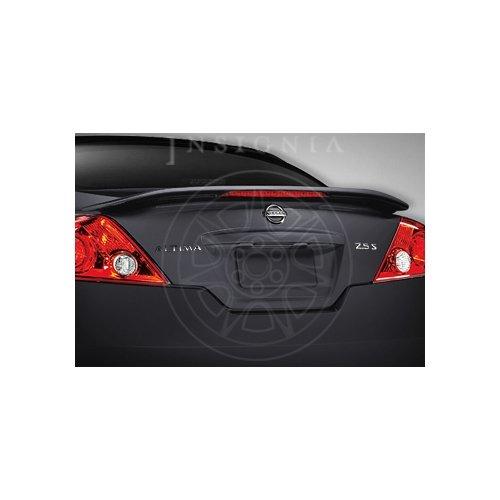 Nissan Genuine Accessories 999J1-UXC4A Metallic Slate Rear Spoiler