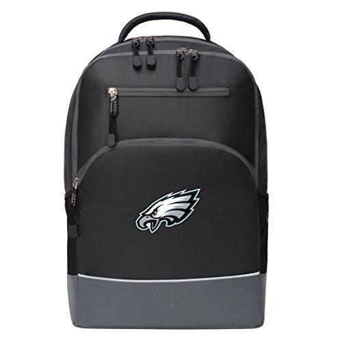 (The Northwest Company Officially Licensed NFL Philadelphia Eagles Alliance Backpack, Black)