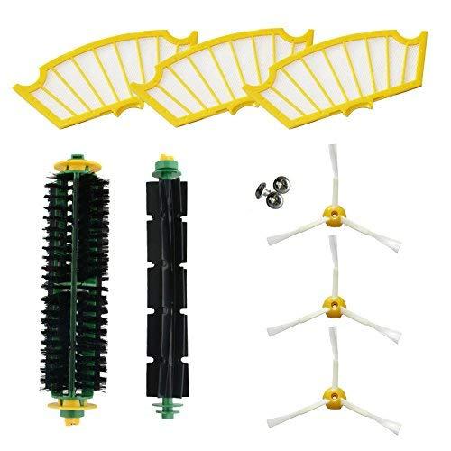 asp-robot ® Ricariche Roomba Serie Ricambi 500 505, 510, 521, 530, 531, 532, 534, 535, 545, 550, 552, 555, 560, 562, 564, 565, 570, 571, 580, 581 ASP-ROBOT®