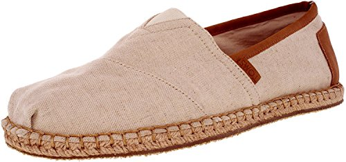 TOMS Mens Classic Canvas Slip On