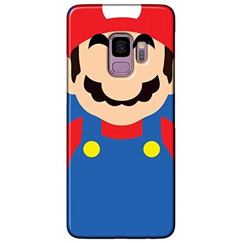 Capa Personalizada Samsung Galaxy S9 G960 - Super Mario - GA25