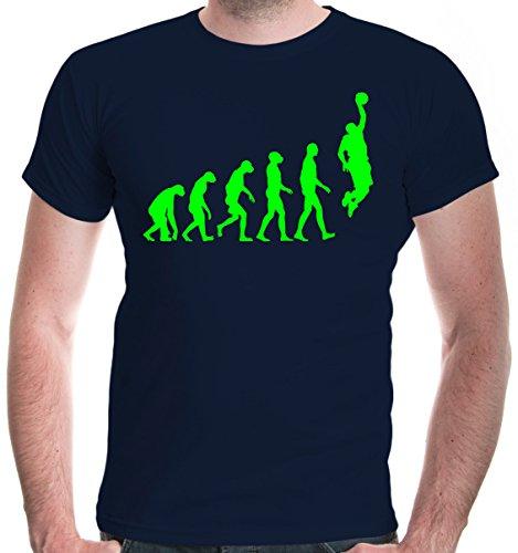 buXsbaum Mens T-Shirt The Evolution of