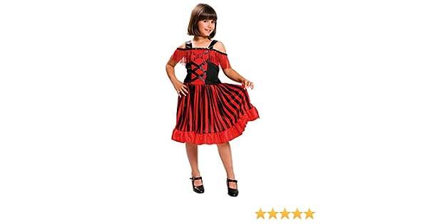 My Other Me Me-200882 Saloon Disfraz Can para niña, 10-12 años (Viving Costumes 200882): Amazon.es: Juguetes y juegos
