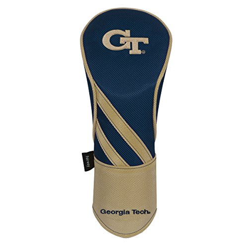 Team Effort Georgia Tech Yellow Jackets Fairway Headcover (Tech Headcovers Georgia)