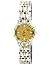Omega Deville Prestige Diamond Ladies Watch 4370.16