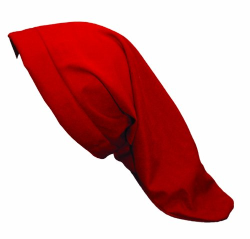 Alexanders Costumes Dwarf Hat, Red, One Size