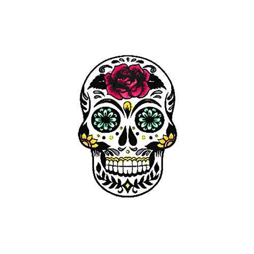 Scrapbook Customs Sugar Skull Rubber Stamp for $<!--$13.64-->