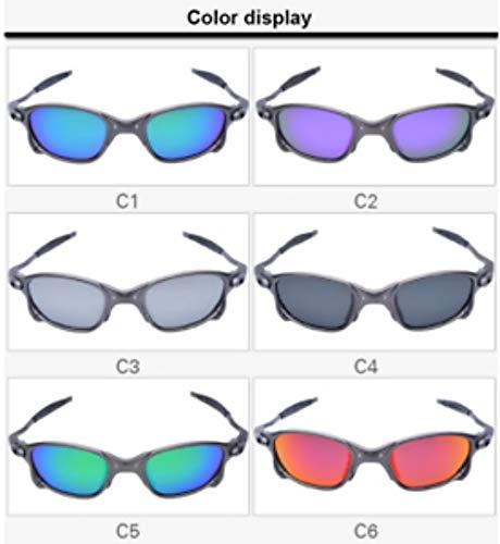 NEW Style X-Metal Juliet Cyclops Sunglasses Polarized Lenses TITANIUM Goggles US