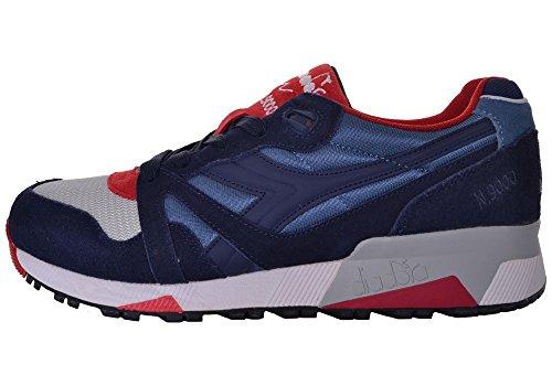Unisex Blu Diadora Adulto Sneaker Basse N9000 Nyl PwYHxqIH8a