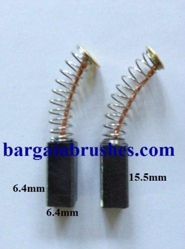 Carbon Brushes BOSCH GBM 6 RE GSR 5-11 TE PSB 400 RET SB 350 RLE SAW PST 50E E55